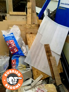 Professional Builders Waste Clearance