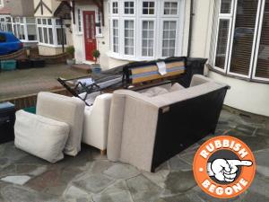 Domestic Bulky Rubbish Removal in London
