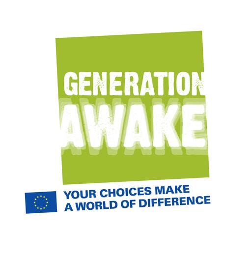 Generation Awake Logo
