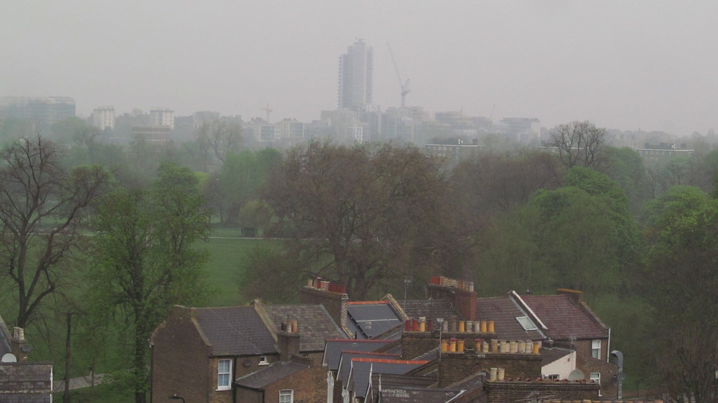 picture of London air pollution 1