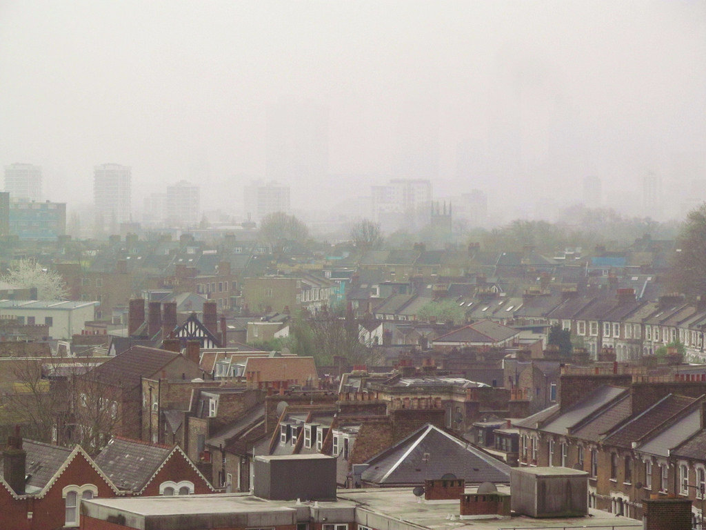 picture of London air pollution 2