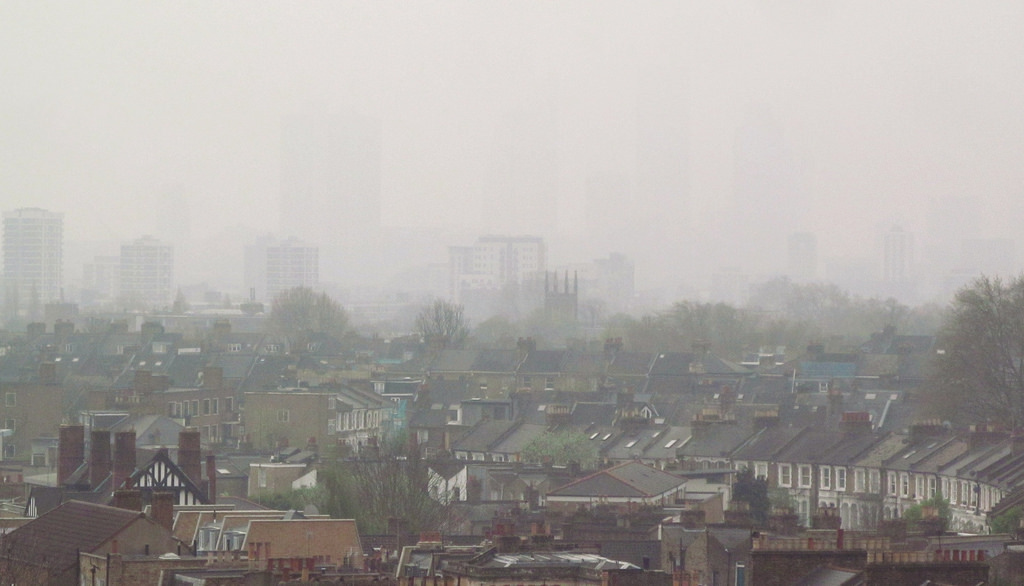 picture of London air polluton 3