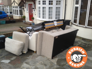 Domestic Bulky Rubbish Removal in London