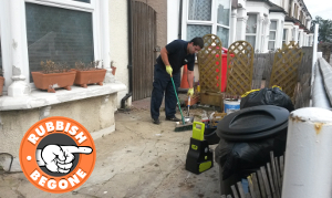 Rubbish removal in London by Rubbish Begone
