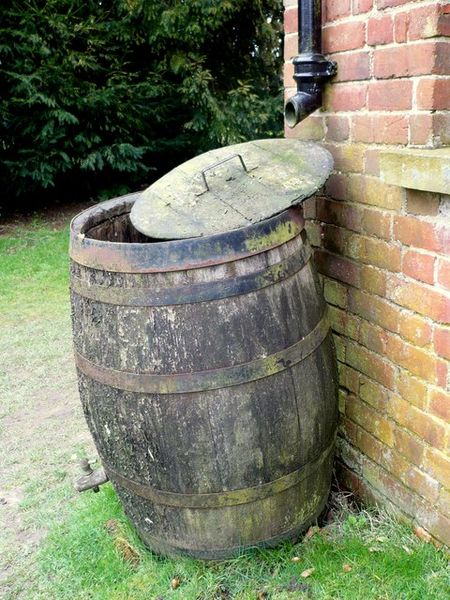 water-barrel