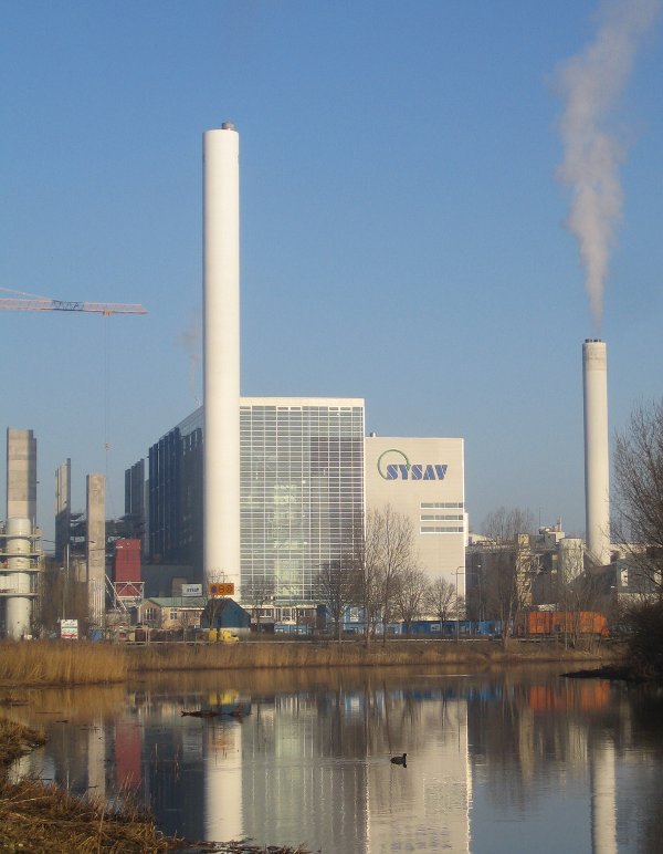 incineration facility malmo