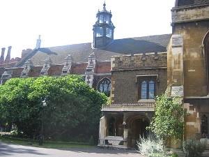 Lambeth Palace Great Hall fig tree