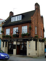 The Dacre Arms pub