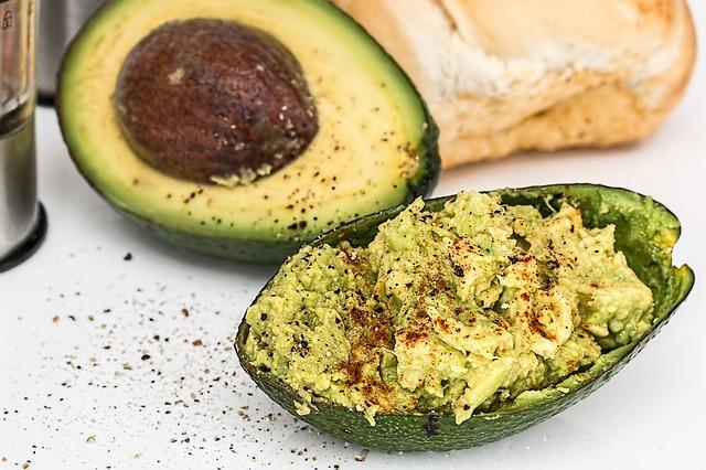 Food Waste Avocado