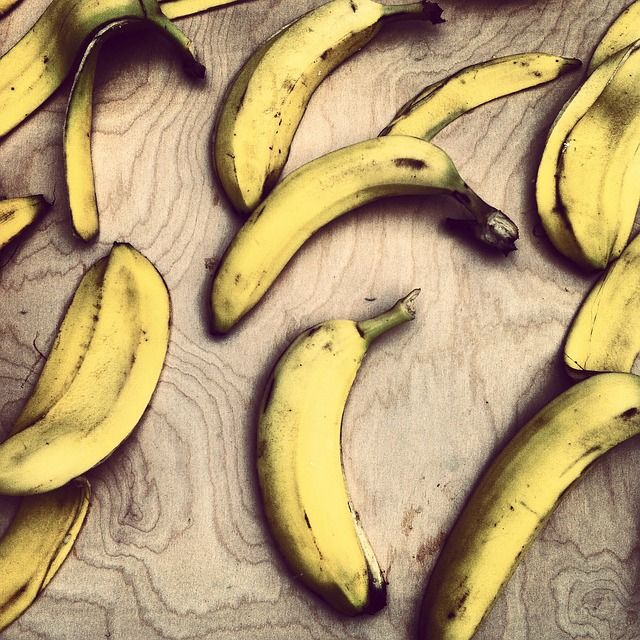 Food Waste Bananna Peels