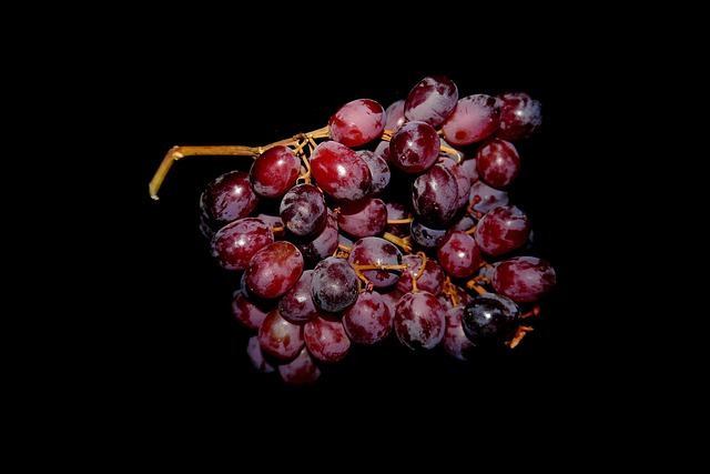 Food Waste Grapes