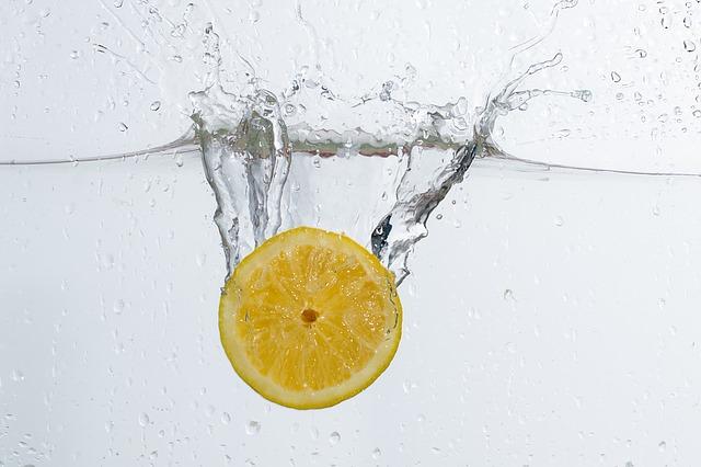 Food Waste Summer Lemon Mask