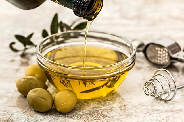 Food Waste Olive Oil