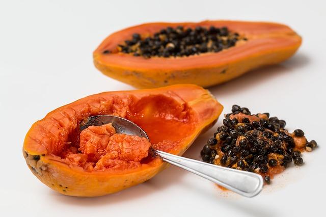 Food Waste Papaya