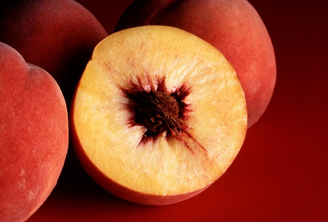 Food Waste Peach
