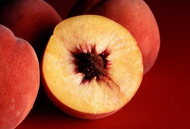 Food Waste Peach