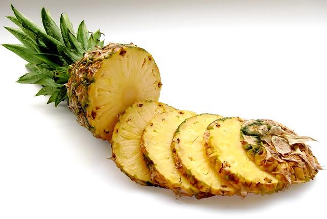 Food Waste Pineapple